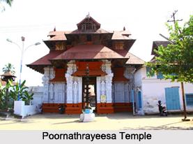 Poornathrayeesa Temple, Kerala