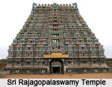 Rajagopala Temple, Mannargudi near Thanjavur, Tamil Nadu