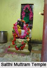 Satthi Mutram Temple, near Darasuram, Kumbhakonam, Tamil Nadu