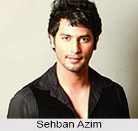 Sehban Azim, Indian TV Actor