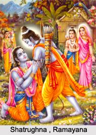 Shatrughna , Ramayana