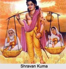 Shravan Kumar, Indian Mythology
