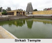 Sirkali Temple, Sirkazhi near Mayiladuturai, Tamil Nadu