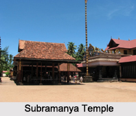 Sree Subrahmanya Swamy Temple, Haripad, Kerala