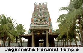 Sri Jagannatha Perumal Temple, Tirumazhisai, Chennai, Tamil Nadu