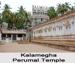 Sri Kalamegha Perumal Temple, Tirumoghur, Madurai, Tamil nadu