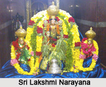 Sri Lakshmi Narayana Perumal Temple, Nirvalur, South India