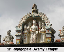 Sri Rajagopala Perumal Temple, Manimangalam, Tamil Nadu, South India