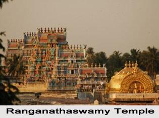 Sri Ranganatha Svami Temple, Srirangam, Tamil Nadu, South India