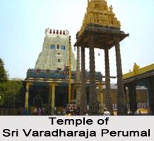 Sri Varadaraja Svami Temple, Kanchipuram, Tamil Nadu, South India