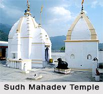 Sudh Mahadev Temple, Patnitop, Jammu, Jammu & Kashmir