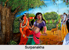Surpanakha, Ramayana