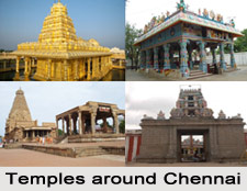 Temples around Chennai, Tamil Nadu, South India