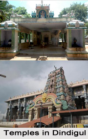 Temples in Dindigul District, Tamil Nadu