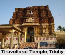 Temples in Trichy, Tamil Nadu