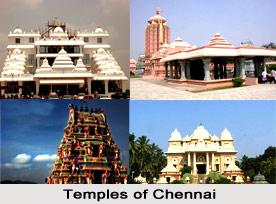 Temples of Chennai District, Tamil Nadu