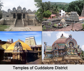 Temples of  Cuddalore District