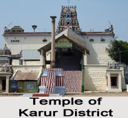 Temples of Karur District, Tamil Nadu