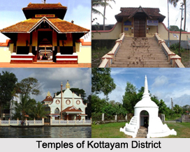 Temples of Kottayam District