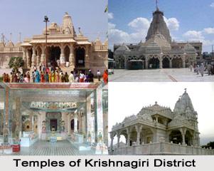 Temples of Krishnagiri District, Tamil Nadu
