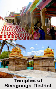 Temples of Sivaganga District, Tamil Nadu