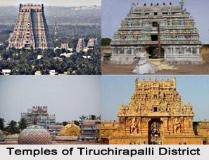 Temples of Tiruchirapalli District, Tamil Nadu