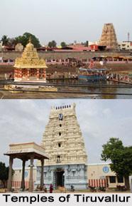 Temples of Tiruvallur District, Tamil Nadu