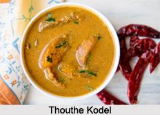 Thouthe Kodel, Mangalore Cuisine