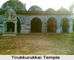 Tirukkurukkai Temple, near Mayiladuturai, Needur, Tamil Nadu