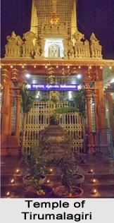 Tirumaanturai Temple