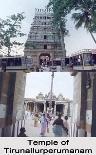 Tirunallurperumanam Temple, Aachaalpuram near Chidambaram, Sirkazhi, Tamil Nadu