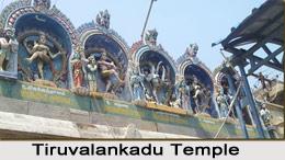 Tiruvalankadu Temple, near Kanchipuram, Tamil Nadu