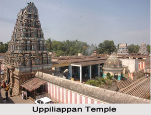 Uppiliappan Temple, Tamil Nadu