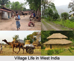 Village Life in West India